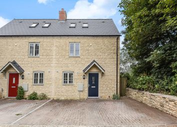 Thumbnail 2 bedroom semi-detached house for sale in Chipping Norton, Oxfordshire