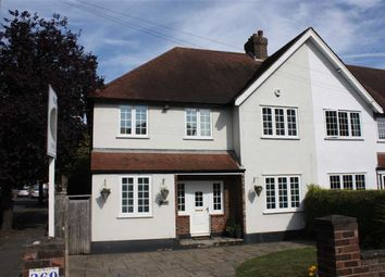 Thumbnail 5 bed end terrace house for sale in Southborough Lane, Bromley
