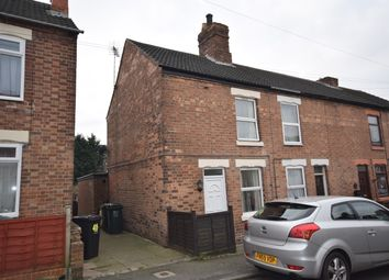 Thumbnail 2 bed end terrace house to rent in Princess Street, Castle Gresley, Swadlincote