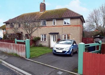 Thumbnail 3 bed semi-detached house for sale in Queens Road, Bridport