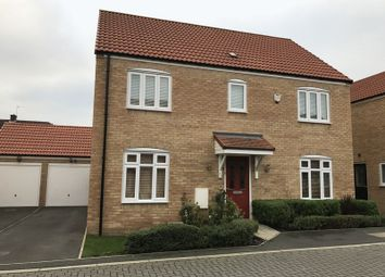 Thumbnail 4 bed detached house to rent in Bellona Close, Hebburn