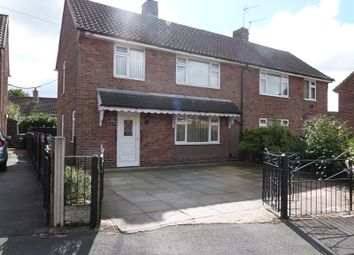 Thumbnail 3 bed semi-detached house for sale in Church Close, Biddulph