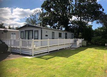 Thumbnail 2 bed mobile/park home for sale in Dorset, Dorset