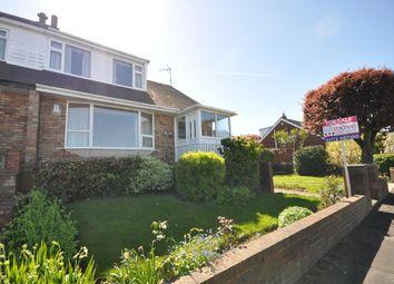 Thumbnail 2 bed semi-detached bungalow for sale in Lune Close, Kirkham, Preston, Lancashire
