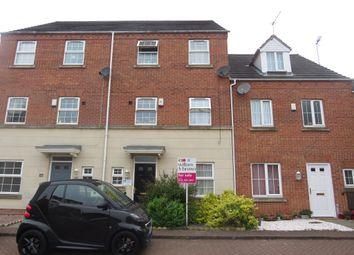 Thumbnail 4 bed terraced house for sale in Blackburn Way, Nottingham