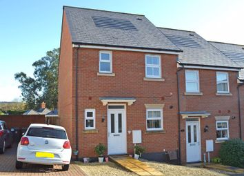 Thumbnail 3 bed end terrace house for sale in Sampson Close, Sidmouth