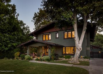 Thumbnail 4 bed property for sale in 704 Magnolia Avenue, Pasadena, Ca, 91106