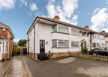 Thumbnail 2 bed end terrace house for sale in Kingswood Road, Northfield, Birmingham