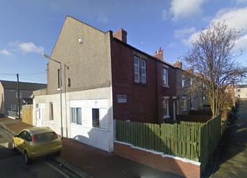 Thumbnail 2 bed flat to rent in Katherine Street, Ashington