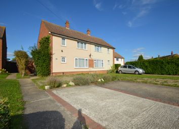 Thumbnail 3 bed semi-detached house for sale in Stonechat Road, Ipswich