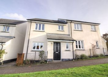 Thumbnail 3 bed semi-detached house for sale in Chapel Park, Spreyton, Crediton