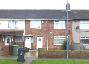 Thumbnail 3 bed terraced house for sale in Dumfries Road, Hartlepool