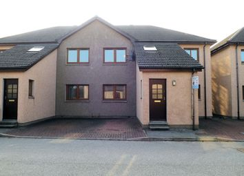 Thumbnail 2 bed flat for sale in 8 Knockbreck Court, Tain