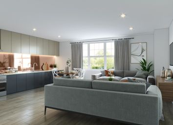 Thumbnail 3 bedroom flat for sale in Anselm House, Hatch End, London
