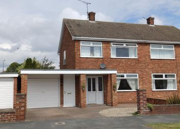 Thumbnail 3 bed property to rent in Yarburgh Way, York