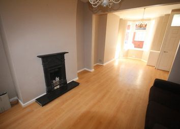Thumbnail 2 bed terraced house to rent in Craigside Avenue, West Derby, Liverpool