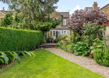 Thumbnail 2 bed semi-detached house for sale in Crescent Road, Shepperton