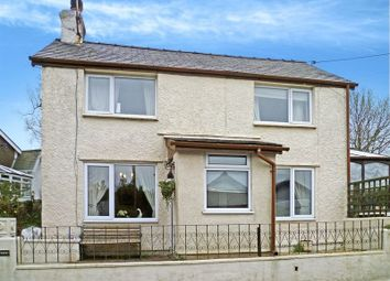 Thumbnail 3 bed detached house for sale in Ffordd Tyn Clwt, Bangor