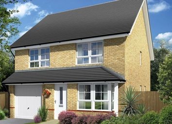 "Thumbnail 4 bed detached house for sale in ""Tetbury"" at Armitage Road, Rugeley"
