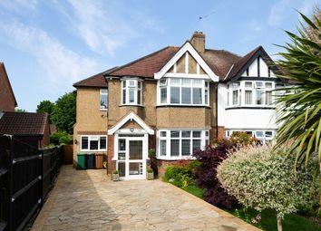 Thumbnail 5 bed semi-detached house for sale in Tattenham Grove, Epsom
