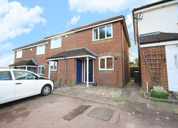 2 bed semi-detached house to rent in Milwards Gardens, Binfield RG12