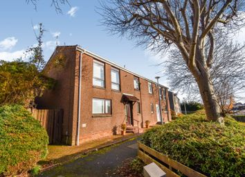 Thumbnail 3 bed semi-detached house for sale in Glenfruin Crescent, Paisley