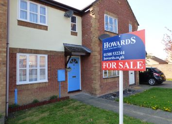 Thumbnail 2 bed property for sale in Saint Nicholas Close, Long Stratton