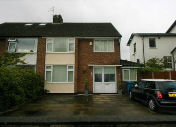 Thumbnail 4 bed semi-detached house for sale in Mayfield Road, Cressington, Aigburth
