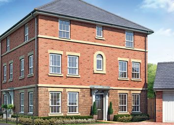"Thumbnail 3 bedroom end terrace house for sale in ""Brentwood"" at Melton Road, Edwalton, Nottingham"
