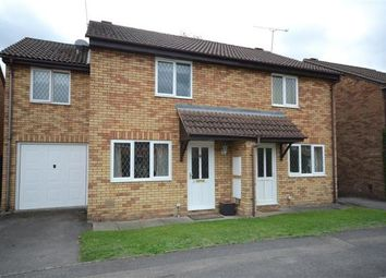 Thumbnail 3 bed semi-detached house for sale in Laburnum Road, Winnersh, Wokingham