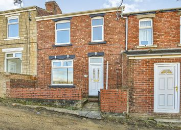 2 bed terraced house for sale in Clarence Gardens, Crook, County Durham DL15