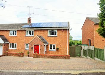 Thumbnail 4 bed detached house for sale in Corner Wood, St. Albans