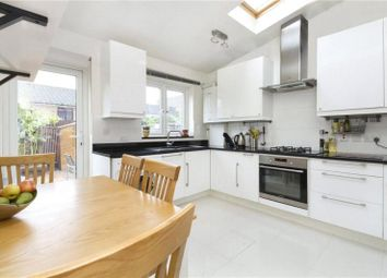 Thumbnail 3 bedroom terraced house to rent in Transom Square, London