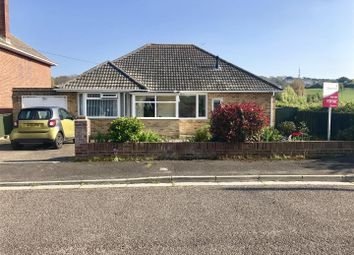 Thumbnail 3 bed bungalow for sale in Roundhayes Close, Weymouth