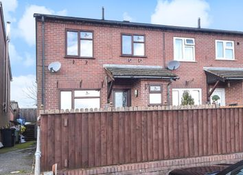 Thumbnail 3 bed end terrace house to rent in Ithon Close, Llandrindod Wells