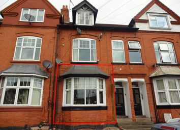 Thumbnail 1 bed flat for sale in Glenfield Road, Leicester