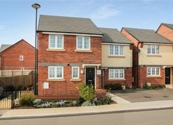 Thumbnail 3 bed semi-detached house for sale in Commercial Road, Hanley, Stoke-On-Trent