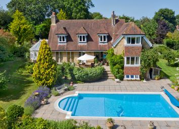 Thumbnail 6 bed detached house for sale in Hollywood Lane, Lymington