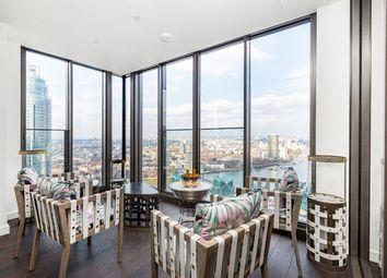 Thumbnail 5 bed flat for sale in Damac Tower, 71 Bondway, Nine Elms, London