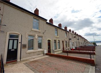 Thumbnail 2 bed terraced house for sale in Glenville Road, Newtownabbey