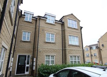 Thumbnail 2 bed flat for sale in Woolcombers Way, Bradford