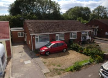Thumbnail 3 bed bungalow for sale in Orchard Close, Houghton Regis, Bedfordshire, Bedfordshire