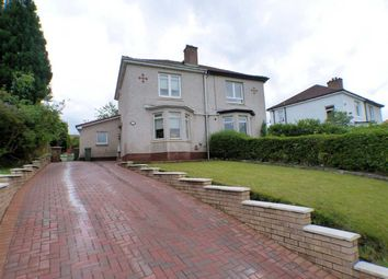 Thumbnail 2 bed semi-detached house for sale in Edinburgh Road, Carntyne, Glasgow