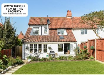Thumbnail 3 bed cottage for sale in Olley Road, West Runton, Cromer