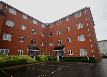 Thumbnail 2 bedroom flat to rent in Gloucester Close, Redditch, Worcs
