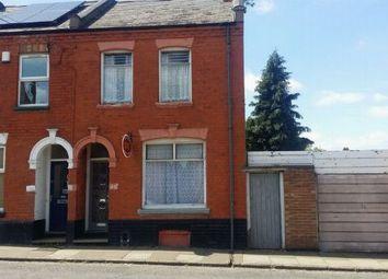 Thumbnail 3 bedroom terraced house for sale in Junction Road, Kingsley, Northampton
