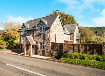 Thumbnail 4 bedroom detached house for sale in Chulmleigh, Chawleigh, Devon