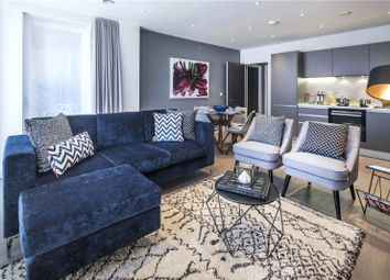 Thumbnail 2 bed flat for sale in Bruckner Street, London
