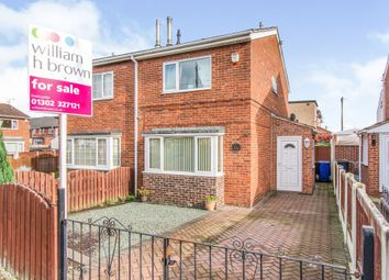 Thumbnail 2 bed semi-detached house for sale in Belvedere Close, Askern, Doncaster