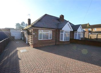 Thumbnail 2 bed semi-detached bungalow for sale in Farm Close, Maidenhead, Berkshire